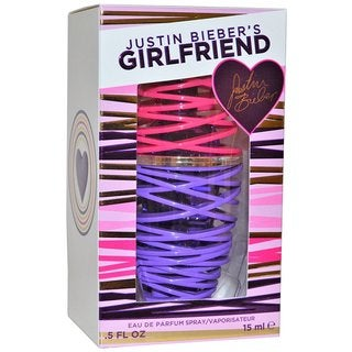 Justin Bieber Girlfriend Women's 0.5-ounce Eau de Parfum Spray