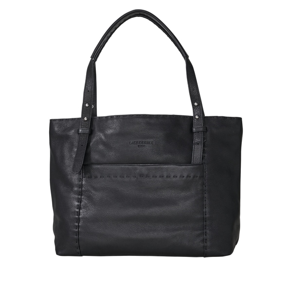 Shop Liebeskind Berlin Newark Hand Stitch Leather Tote Bag