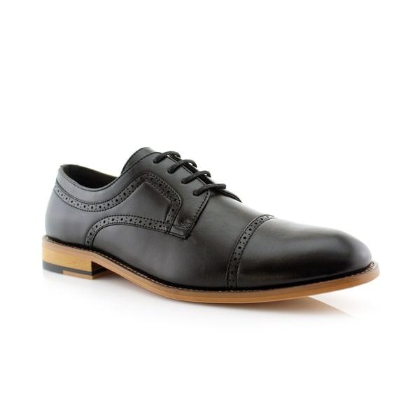 Ferro Aldo Jared MFA19607L Men's Dress Shoes for Work or Casual Wear