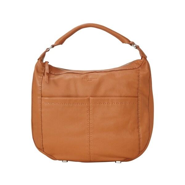 Liebeskind Berlin Yonkers Hand Sch Leather Hobo Handbag