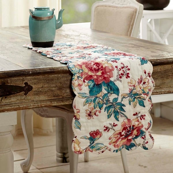 Isabella Quilted Runner