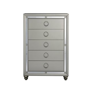 Silver Orchid Prince Silver Chest