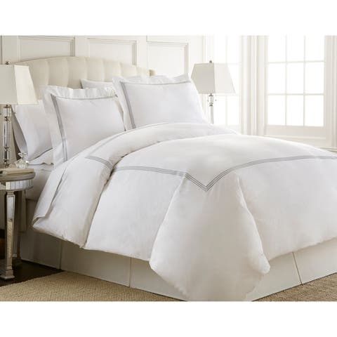 Charlotte Emb 3pc. Duvet Set