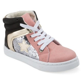 Olivia Miller Daisy High-top Sneaker