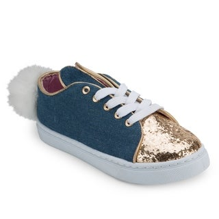Olivia Miller Nova Low-top sneaker (Option: Blue)