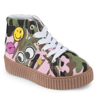 Olivia Miller Adrianna High-top Sneaker