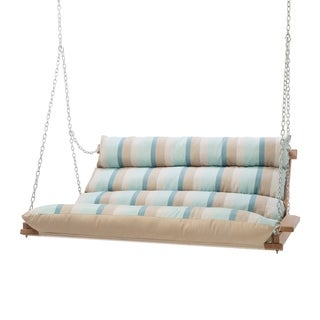Deluxe Cushion Swing - Gateway Mist