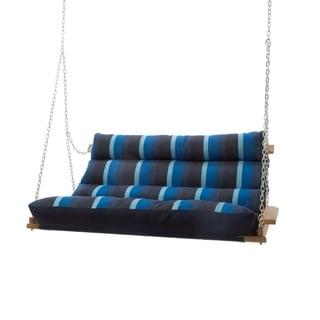 Deluxe Cushion Swing - Gateway Indigo