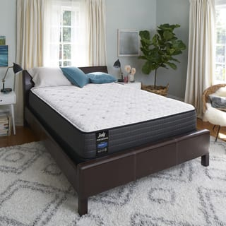 Sealy Response Performance 12 Inch Euro Top Split King Size Mattress With Ease Adjule