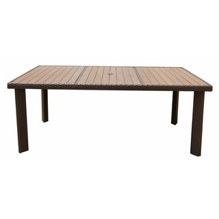 South Beach Rectangle Dining Table