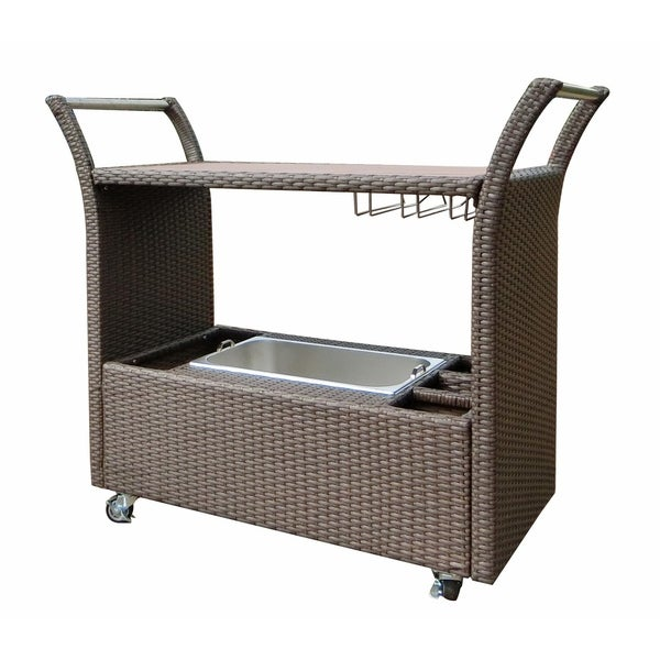 South Beach Dining Cart