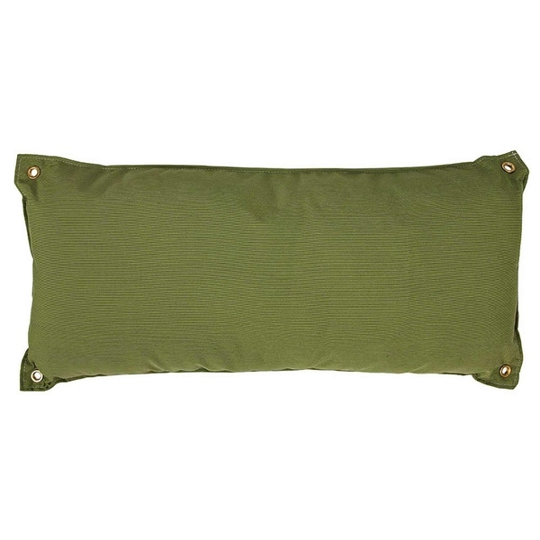 Traditional Hammock Pillow - Spectrum Cilantro