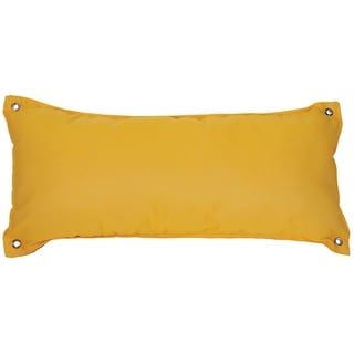 Traditional Hammock Pillow - Canvas Sunflower