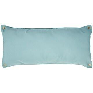 Traditional Hammock Pillow - Canvas Glacier