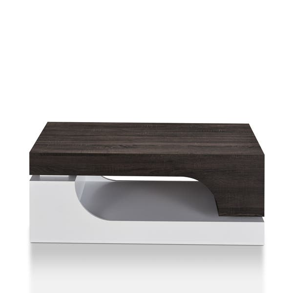 Shop Furniture Of America Marcell Contemporary White Storage