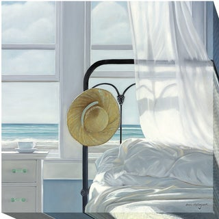 Sand in the Sheets by Karen Hollingsworth Gallery-Wrapped Canvas Giclee Art
