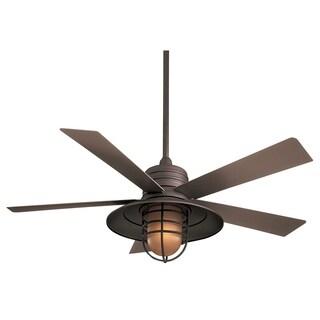MinkaAire Rainman Bronze Plastic Ceiling Fan