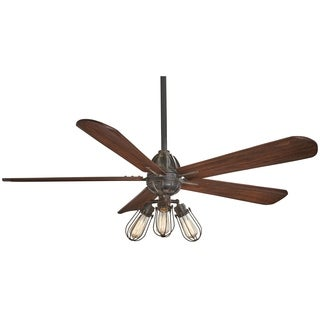 "Minka Aire Alva 56"" Led Ceiling Fan"