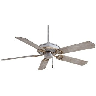 Sundowner 54 Ceiling Fan In Driftwood Finish W Blades Ping The Best Deals On Fans