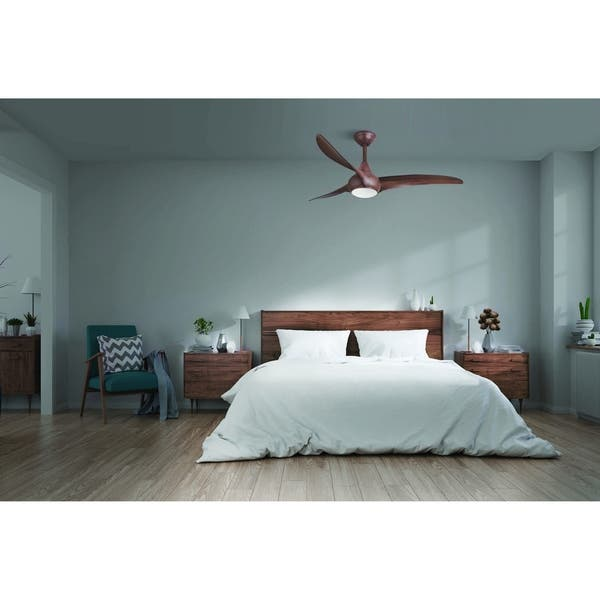 Light Wave 52 Inch Ceiling Fan In
