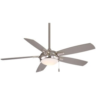 "Minka Aire Lun-Aire With Led Light 54"" Led Ceiling Fan"