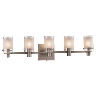 Minka Kovacs Chimes 5 Light Bath