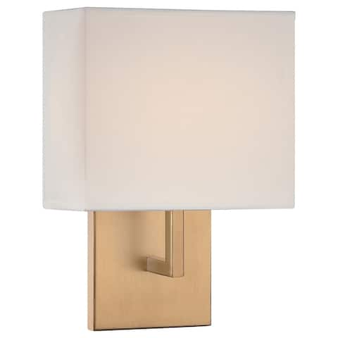 Honey Gold 1 Light Wall Sconce By George Kovacs