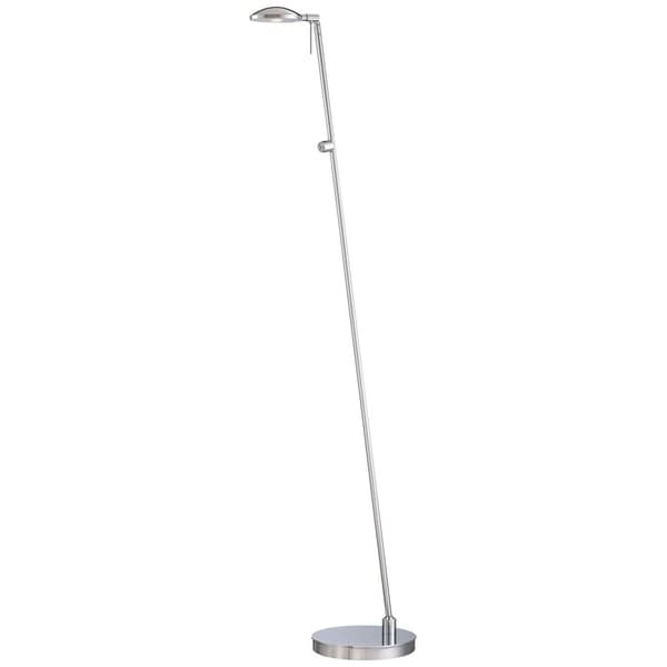 Minka Kovacs George'S Reading Room 1 Light Led Floor Lamp