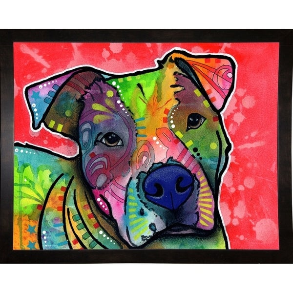 "Julius Framed Print 11""x14"" by Dean Russo"