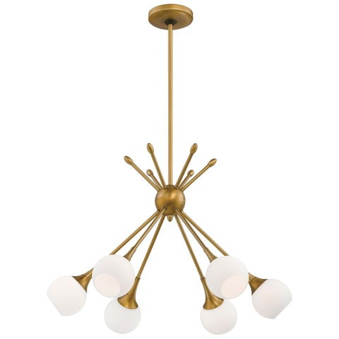 Minka Kovacs Pontil 6 Light Chandelier
