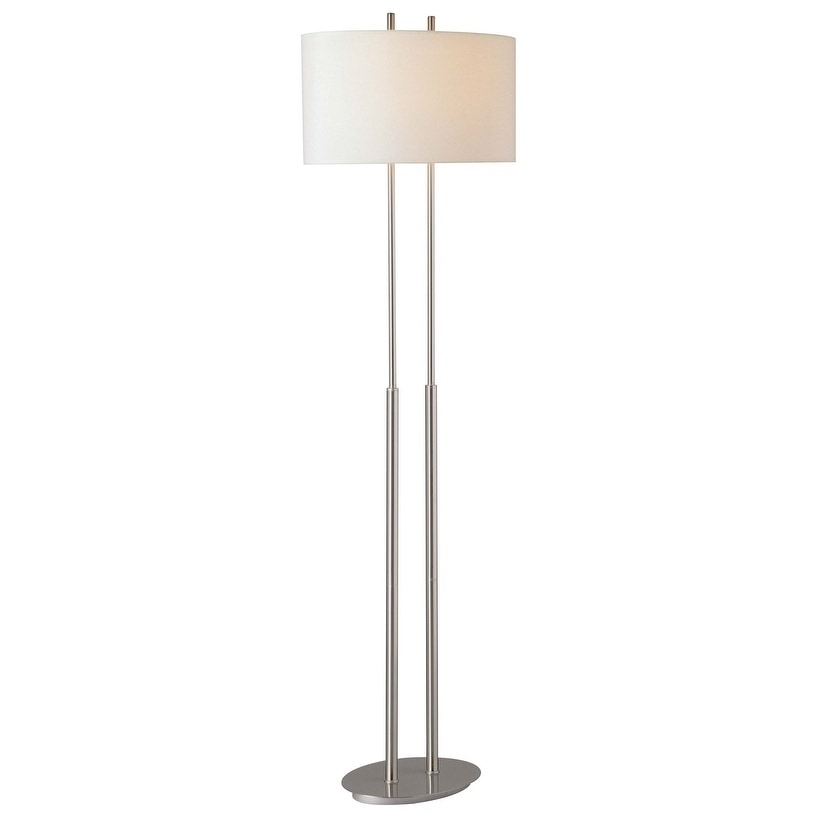 Minka Kovacs 2 Light Floor Lamp