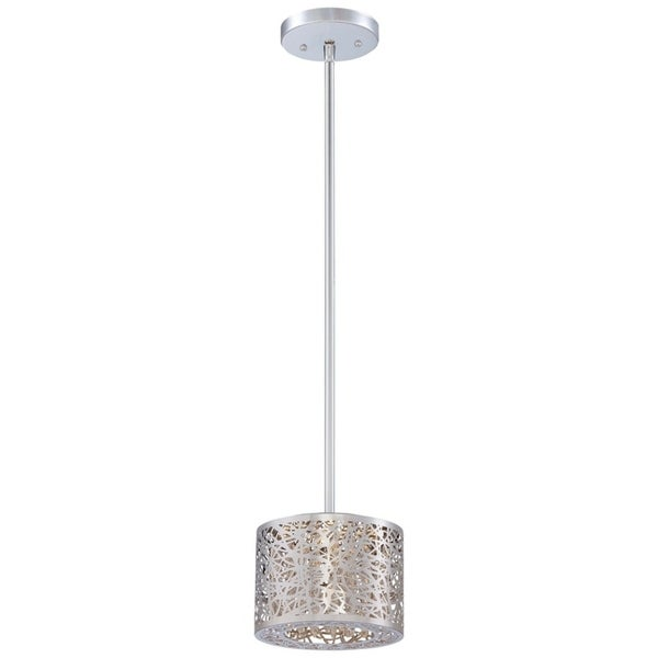 Minka Kovacs Hidden Gems Led Mini Pendant - Chrome