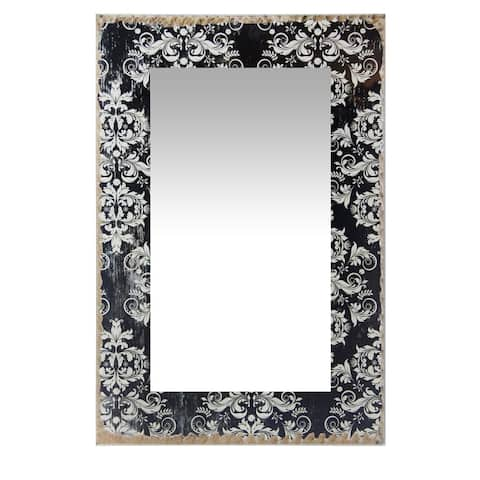 23.5 Inch Large Wall Mirror French Country by Infinity Instruments