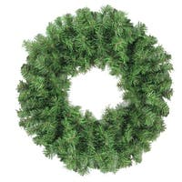 "16"" Colorado Spruce 2-Tone Artificial Christmas Wreath - Unlit"
