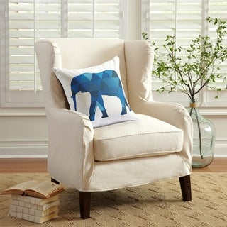 De Moocci Decorative 18-inch Pillow Cover