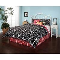 Vita Good Life Otomi Multiple Piece Printed Reversible Comforter Set