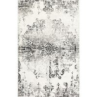"Home Dynamix  Boho  Distressed Vintage Area Rug (3'3"" x 5'2"")"