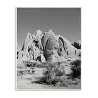 Desert Landscape Photography Wall Plaque Art