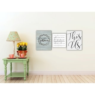 The Place Where Home Wall Plaque Art