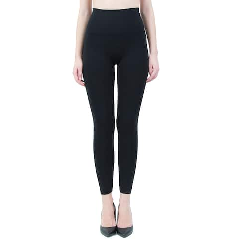 INDERO High Waist Fleece Leggings