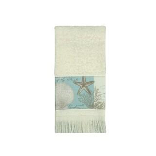 Coastal Moonlight fingertip towel