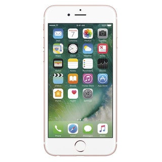 Apple iPhone 6s 16GB AT&T Locked Phone w/ 12MP Camera - Rose Gold (Refurbished)