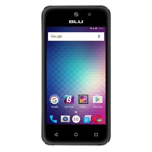 Shop BLU Vivo 5 Mini V050Q Unlocked GSM Quad-Core Dual-SIM Phone