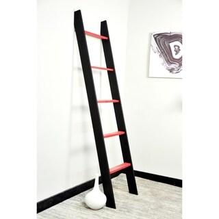 Modern Zen 72 in. Decorative Blanket Ladder