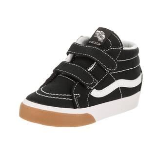 Vans Toddlers Sk8-Mid Reissue V (Gum Bumper) Skate Shoe|https://ak1.ostkcdn.com/images/products/18074319/P24235718.jpg?impolicy=medium