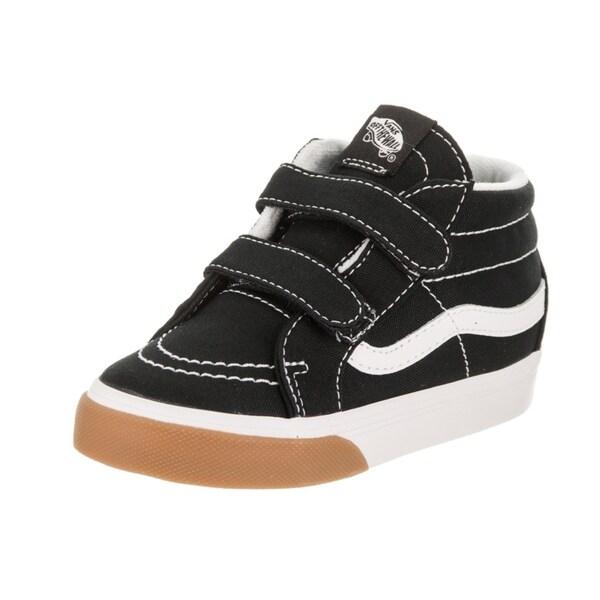 c626168c04a Shop Vans Toddlers Sk8-Mid Reissue V (Gum Bumper) Skate Shoe - Free ...