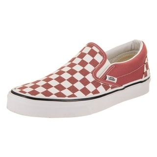 Vans Unisex Classic Slip-On (Checkerboard) Skate Shoe (Option: 4.5)