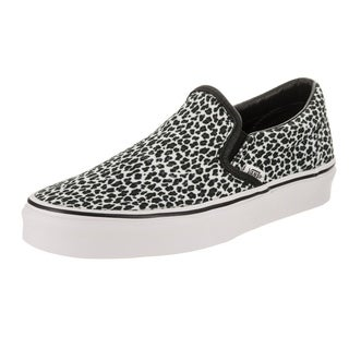 Vans Unisex Classic Slip-On (Mini Leopard) Skate Shoe (Option: 4.5)