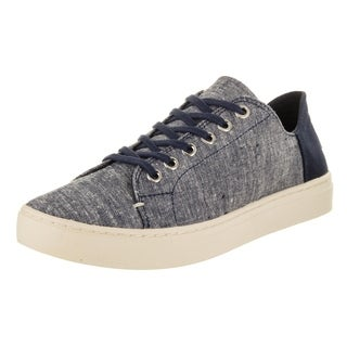 Toms Women's Lenox Chambray Casual Shoe