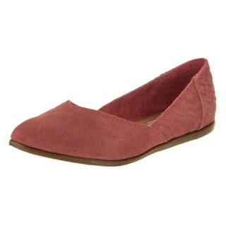 Toms Women's Jutti Flats Casual Shoe